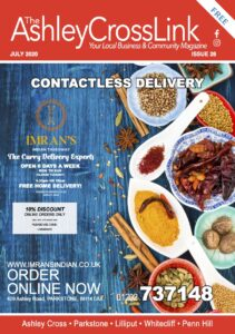 Ashley Cross Link front cover July 2020